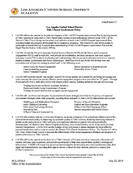 ATTACHMENT C1 LAUSD Title I PIP Summary ENGLISH.jpg